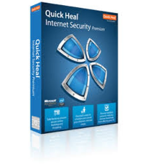 Quick Heal Internet Security 3 Pc - 1 Year Subscriptions