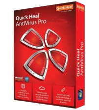 Quick Heal Pro 5 Pc - 1 Year Subscriptions