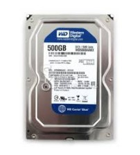 500 GB Sata Hard Disk (WD)