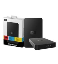 1TB External Hard Disk (WD)