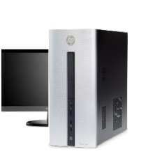 HP Desktop 550-111in