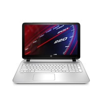 HP Laptop 15-AC124TX / White