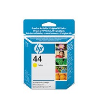 HP 44 Yellow Inkjet Print Cartridge- Part No51644YA