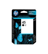 HP 45 Black Inkjet Print Cartridge- Part No51645AA