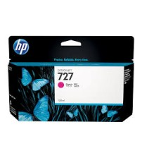 HP 727 130-ml Magenta Ink Cartridge- Part NoB3P20A