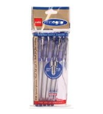 Ball Pen Cello Fine Grip Pack of 5