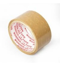 Brown Tape 1 Inch